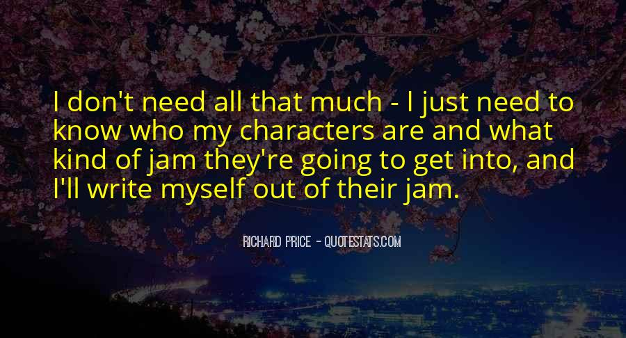 Quotes About Jam #441287