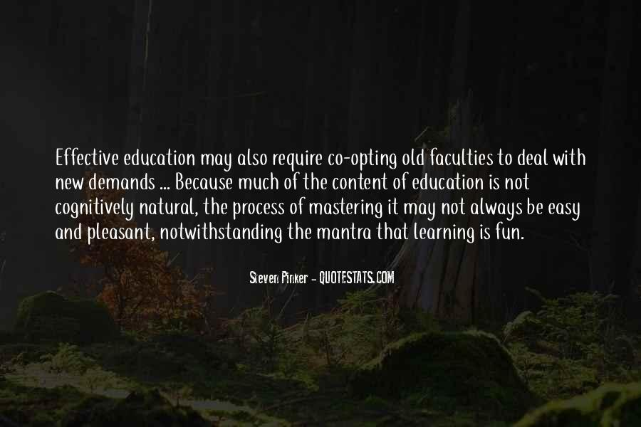 Quotes About Having Fun And Learning #398385