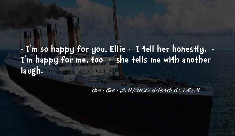 Quotes About Happy With Her #299202