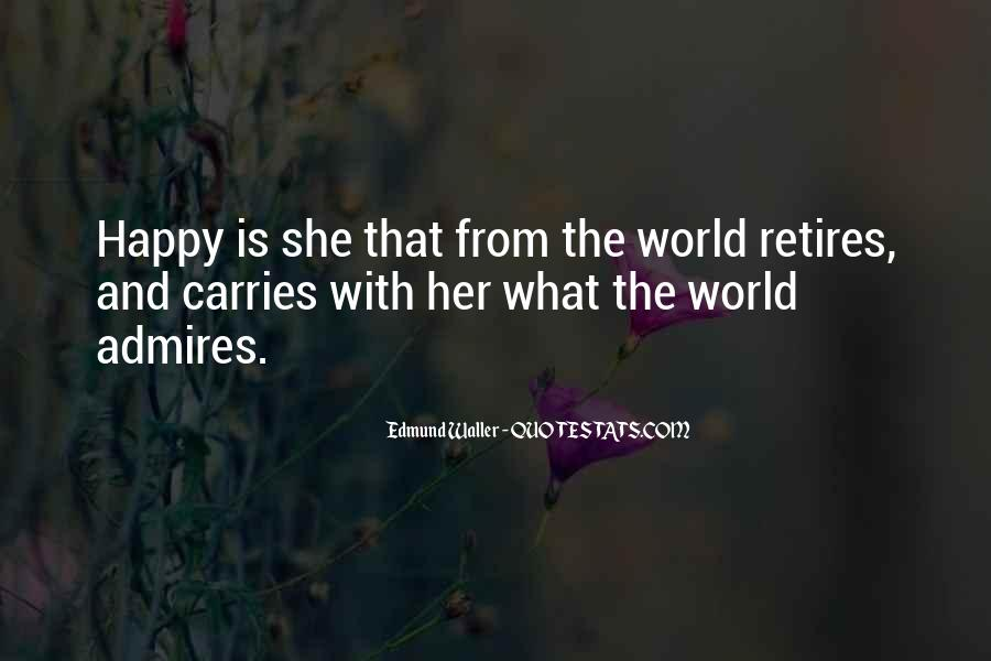 Quotes About Happy With Her #455626