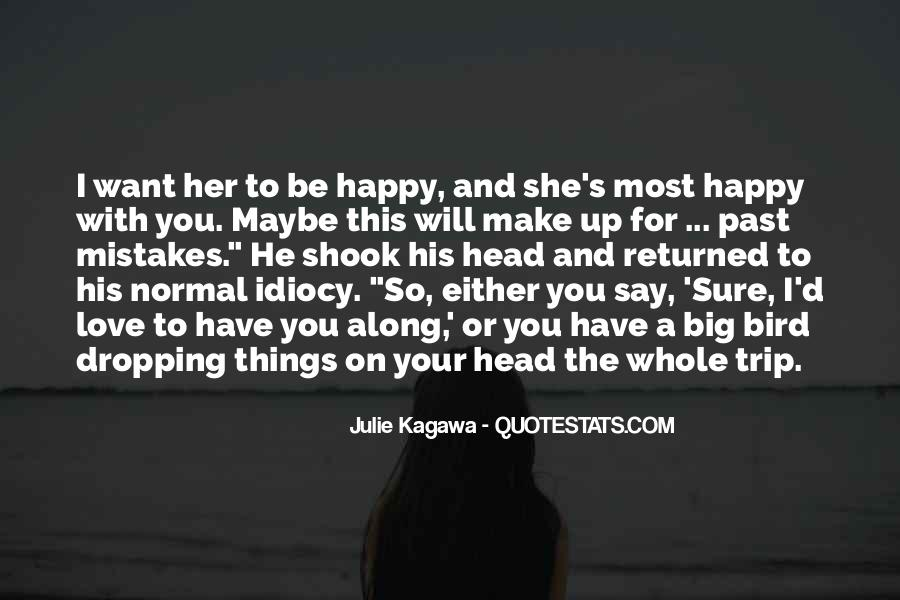 Quotes About Happy With Her #602532