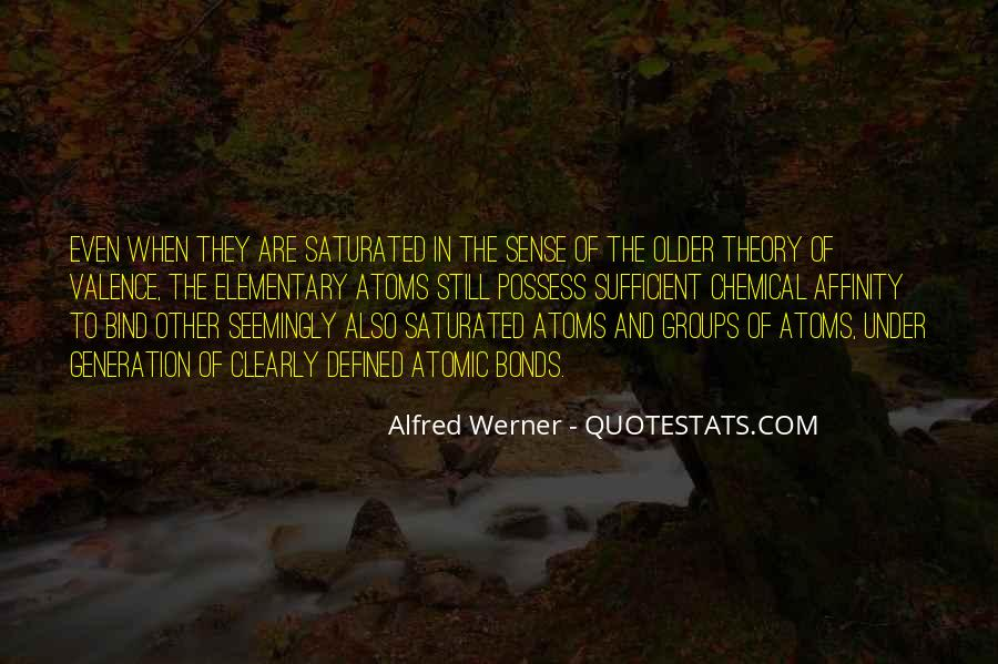 Quotes About Affinity #214517