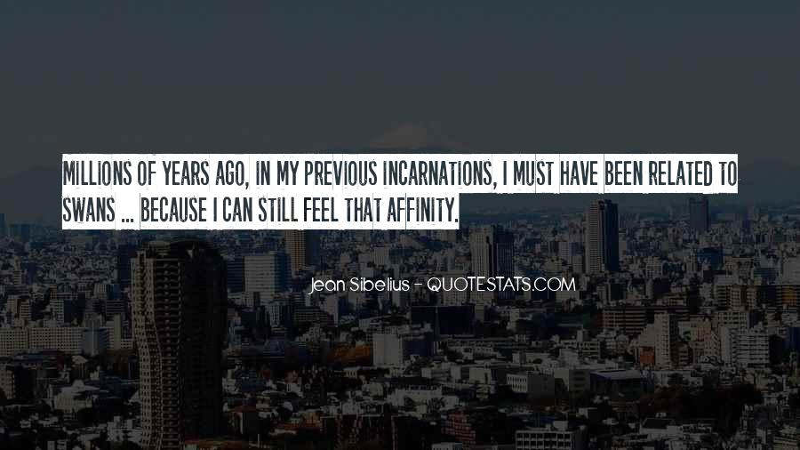 Quotes About Affinity #368922