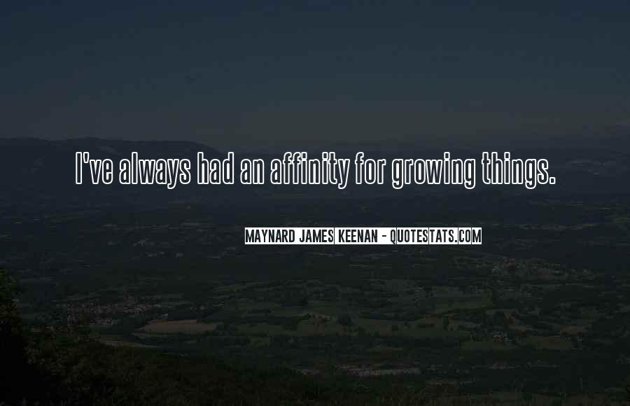 Quotes About Affinity #575446