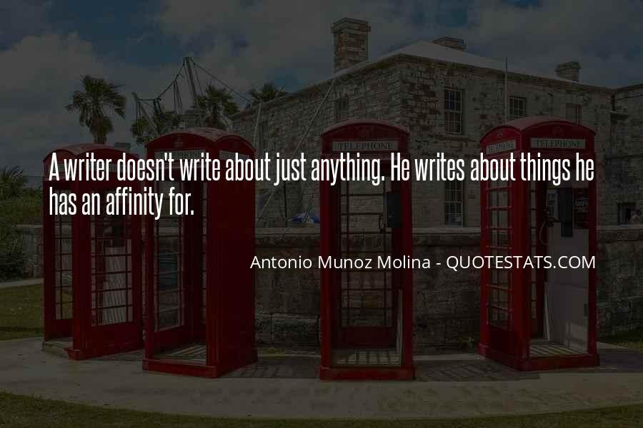 Quotes About Affinity #672334