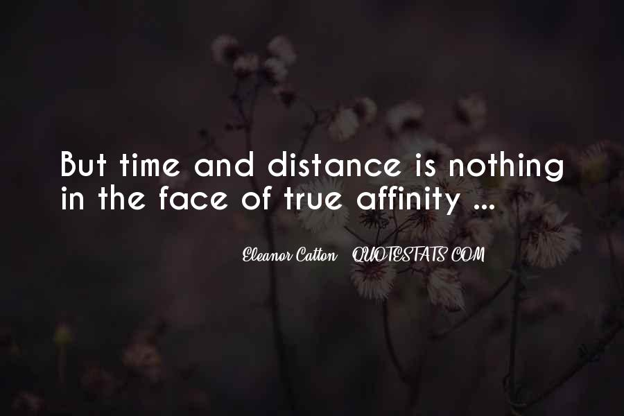 Quotes About Affinity #728978