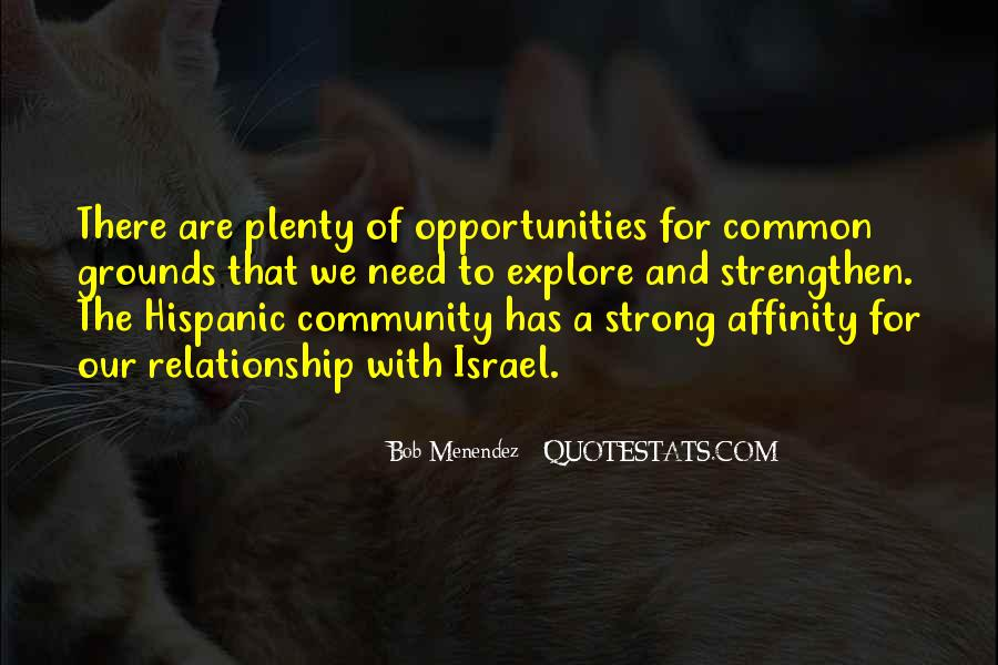 Quotes About Affinity #858073
