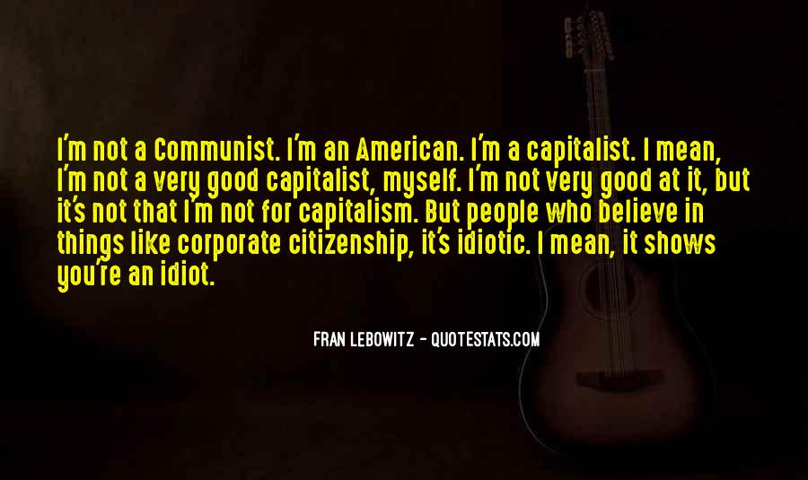 Quotes About American Citizenship #194332