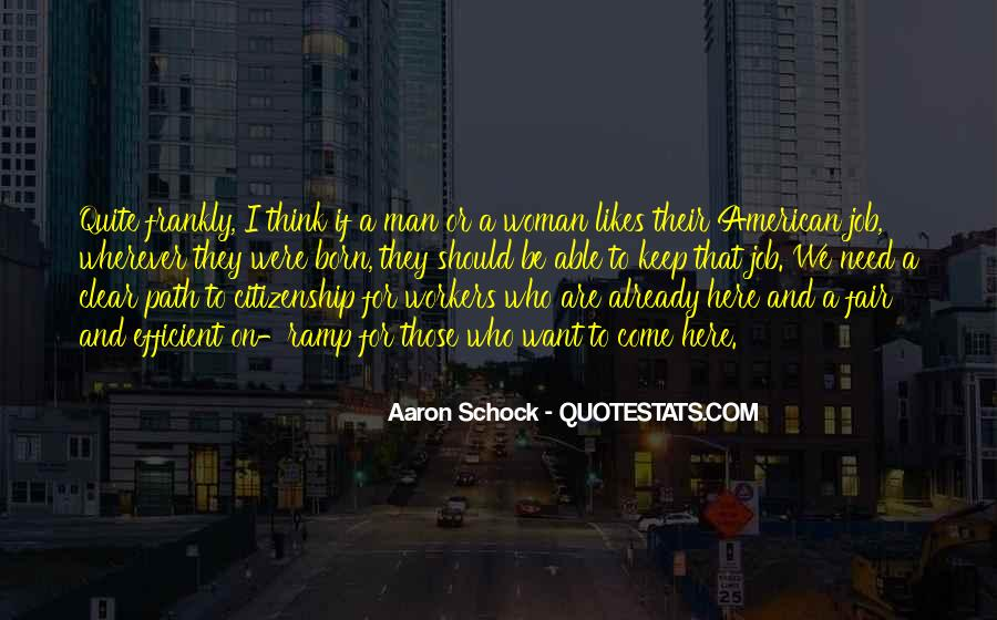 Quotes About American Citizenship #617530