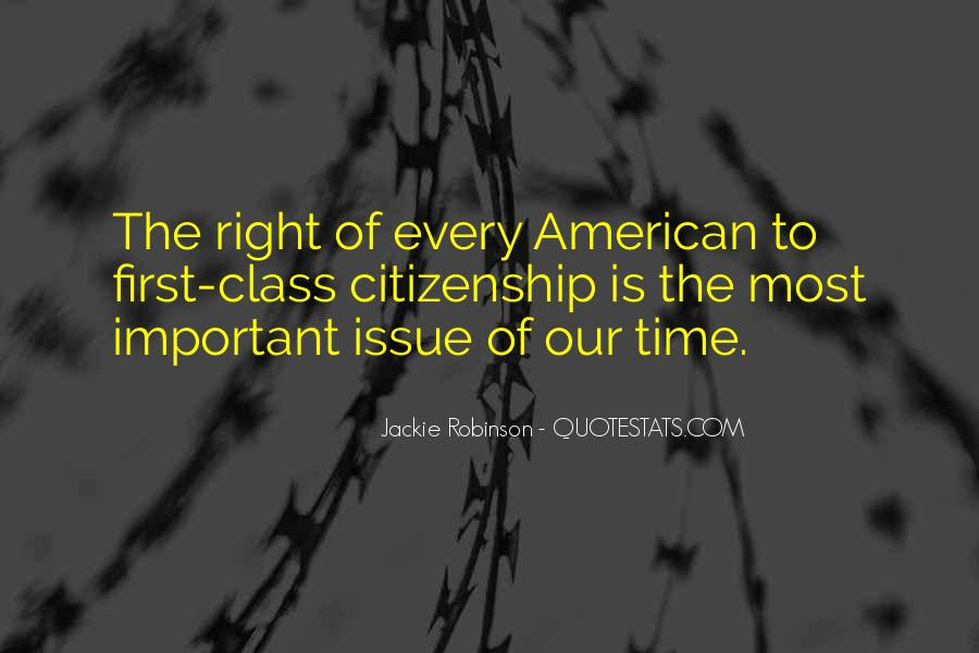 Quotes About American Citizenship #921448