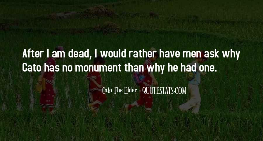Quotes About Dead Idols #401240