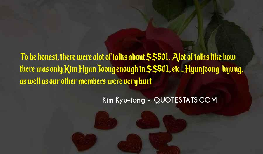 Quotes About I Like You Alot #1698101