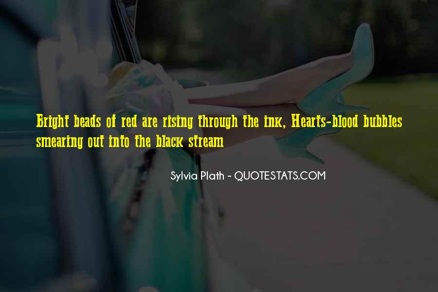Quotes About Blood Red #142005