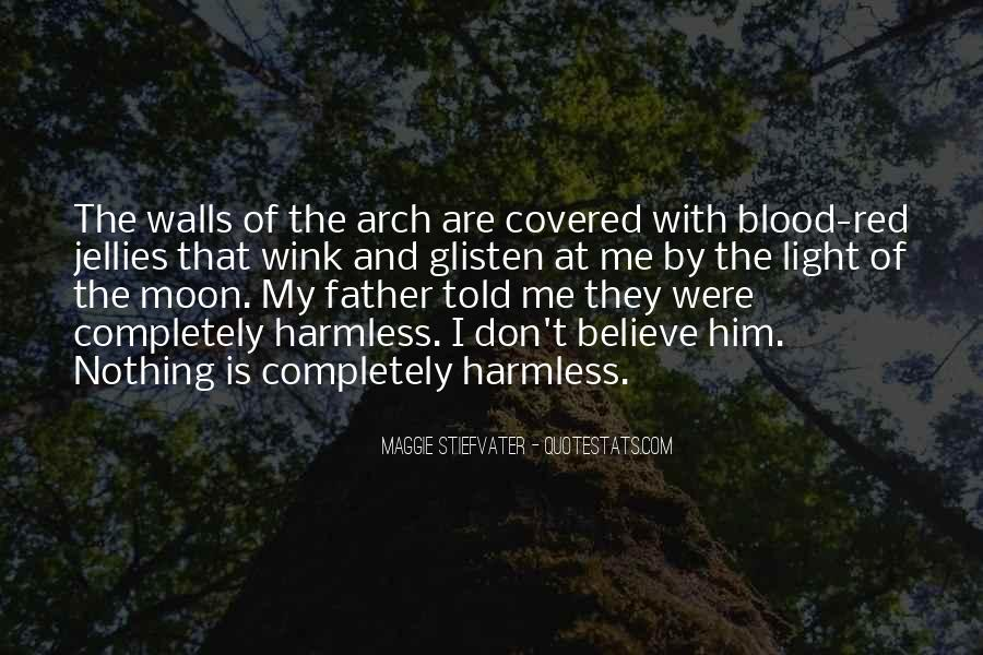 Quotes About Blood Red #484000