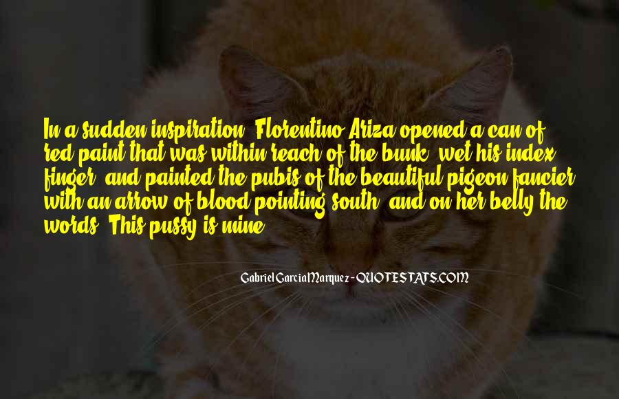Quotes About Blood Red #683753