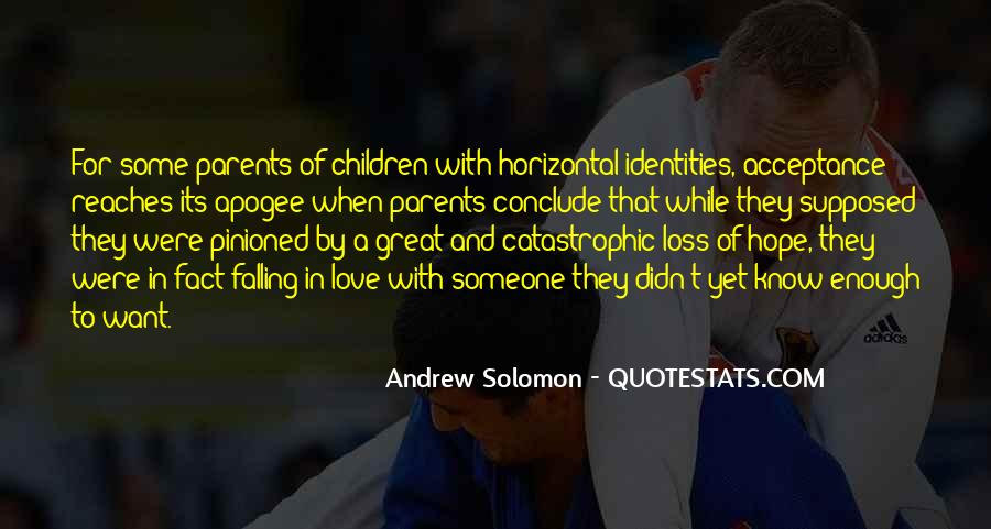 Quotes About Parents Love For Children #1000911