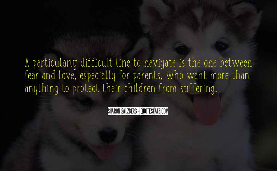 Quotes About Parents Love For Children #1006701