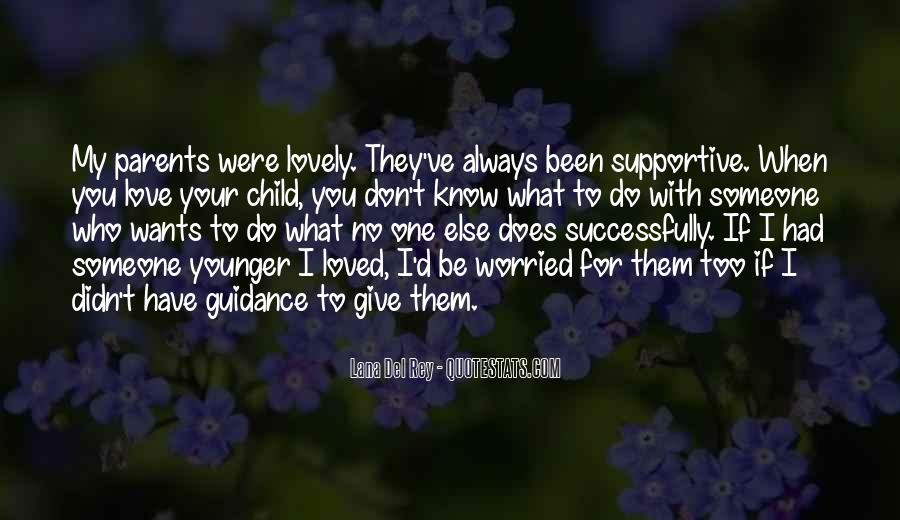 Quotes About Parents Love For Children #1042666