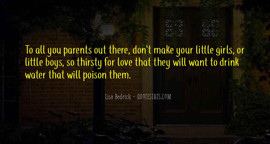Quotes About Parents Love For Children #1266141