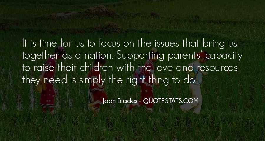 Quotes About Parents Love For Children #1344110