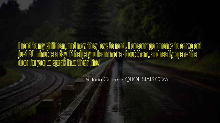 Quotes About Parents Love For Children #1372877