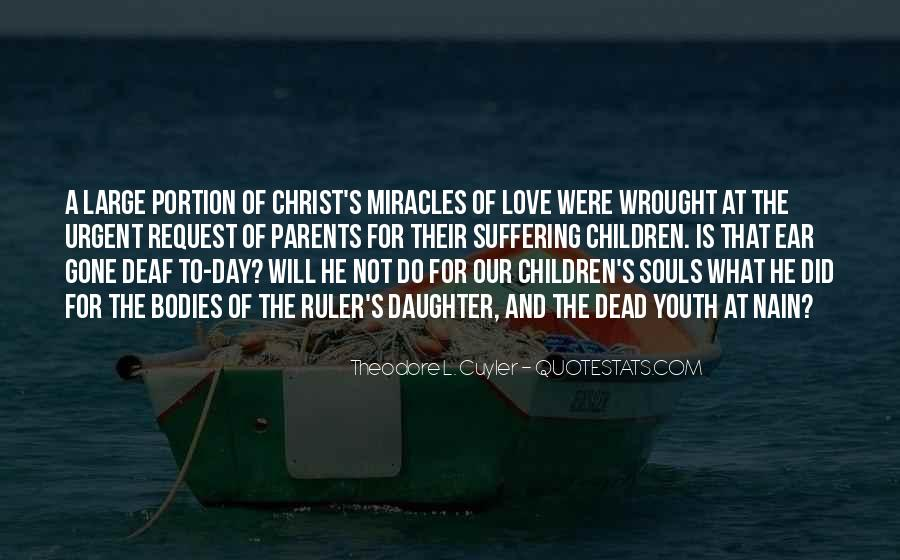 Quotes About Parents Love For Children #1428812
