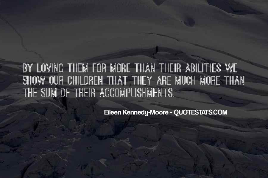 Quotes About Parents Love For Children #1484324