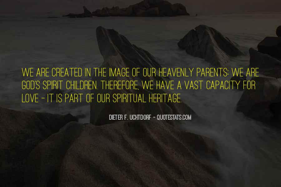Quotes About Parents Love For Children #156331