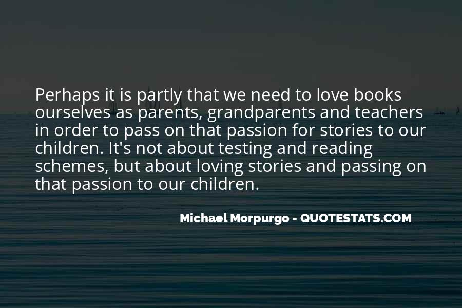 Quotes About Parents Love For Children #1640006