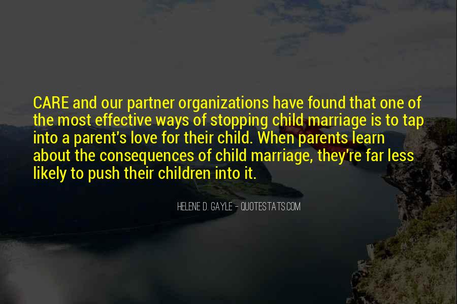 Quotes About Parents Love For Children #1644043