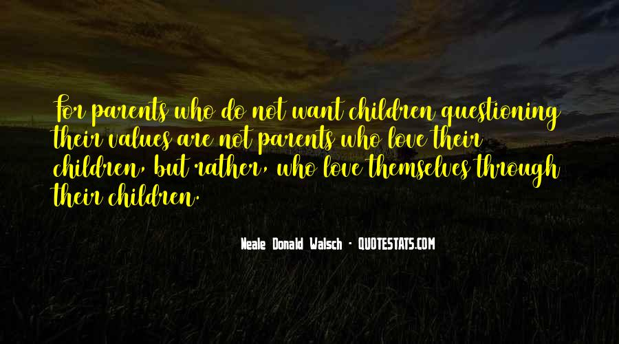 Quotes About Parents Love For Children #1857445