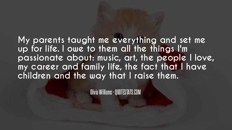 Quotes About Parents Love For Children #620010