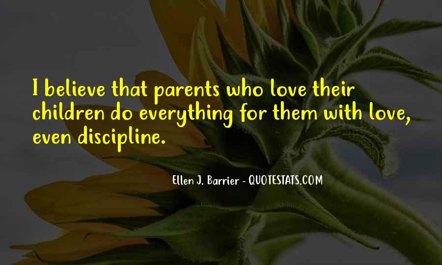 Quotes About Parents Love For Children #789807