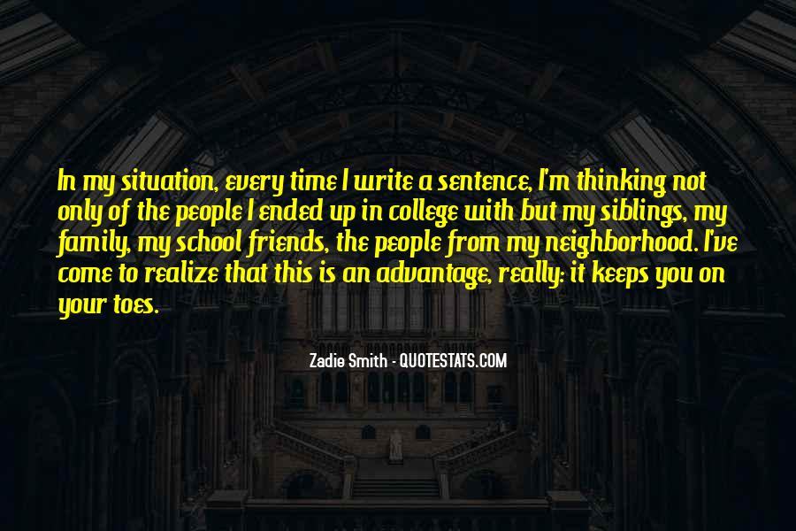 Quotes About Siblings Going To College #1295491