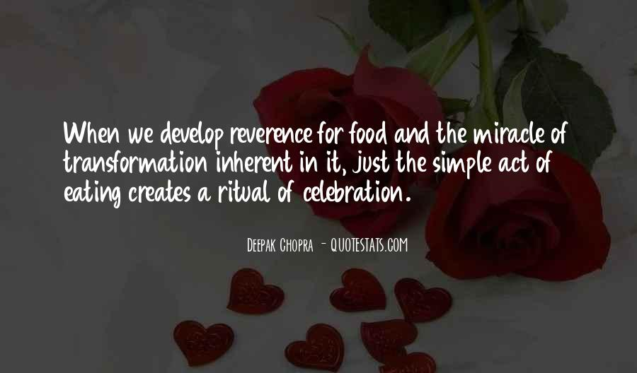 Quotes About Simple Celebration #544051