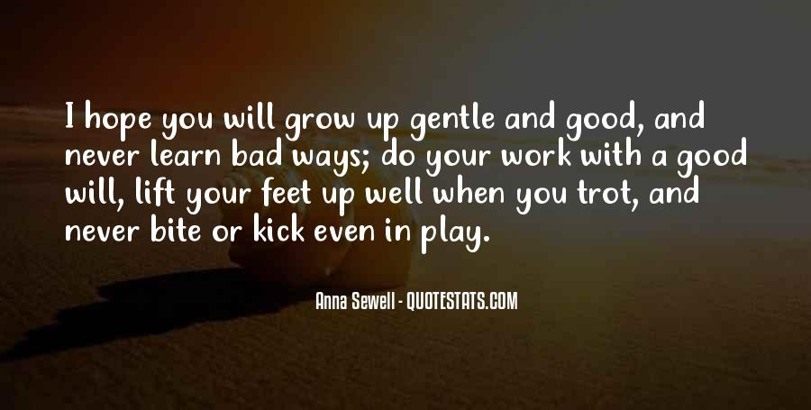 Quotes About Gentleness And Kindness #1224252