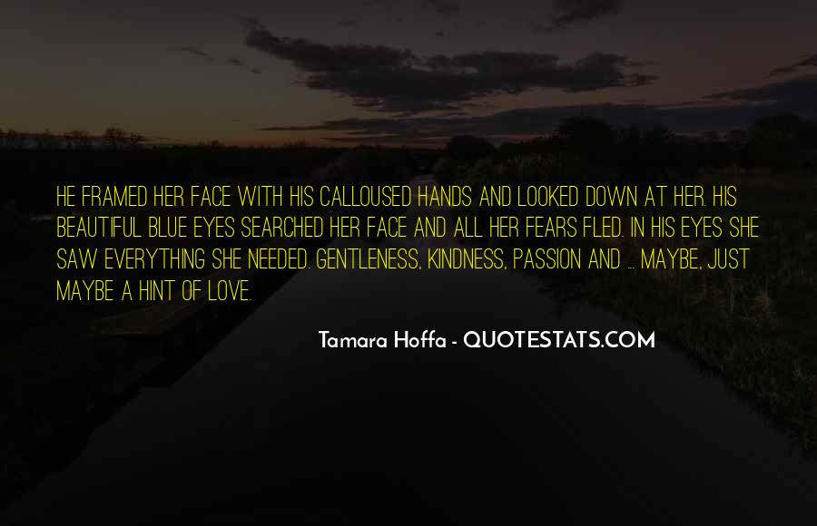Quotes About Gentleness And Kindness #329355
