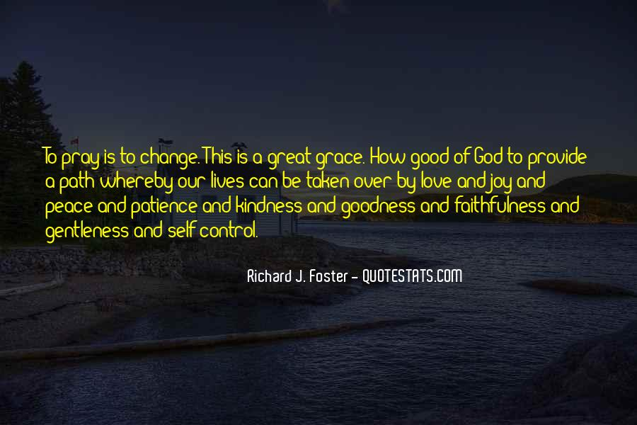 Quotes About Gentleness And Kindness #451323