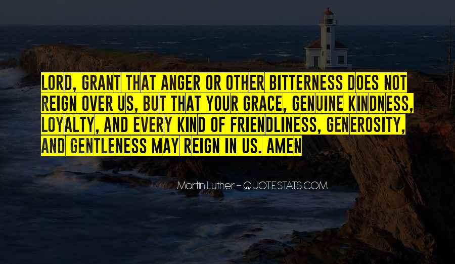 Quotes About Gentleness And Kindness #994653