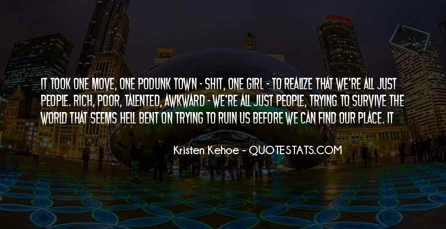 Quotes About Talented Girl #1510162