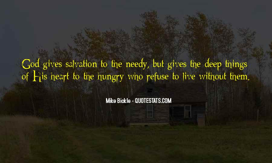 Quotes About Giving To The Needy #752848
