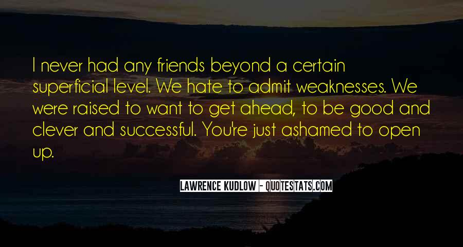 Quotes About Weaknesses #175050
