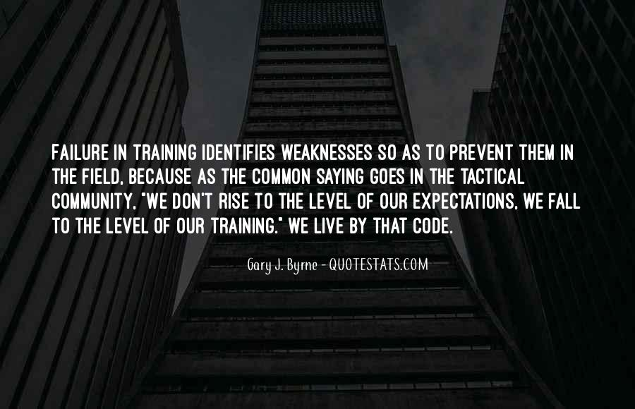 Quotes About Weaknesses #26181