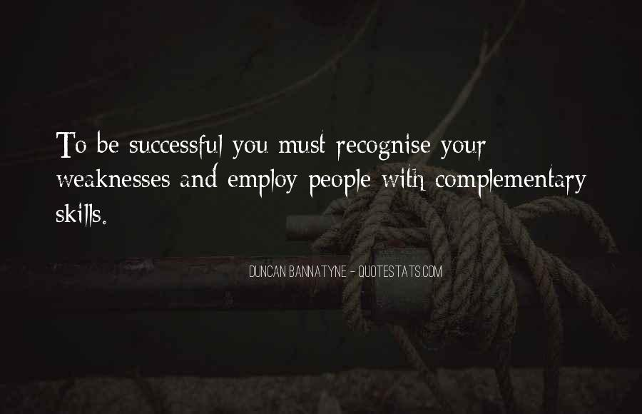 Quotes About Weaknesses #55219