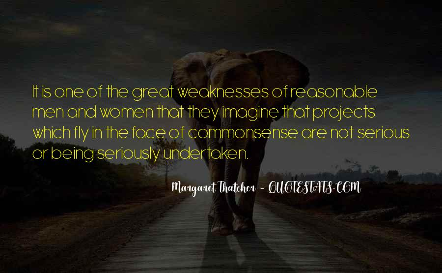 Quotes About Weaknesses #70308