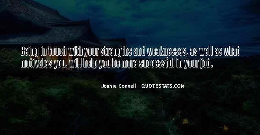 Quotes About Weaknesses #81179