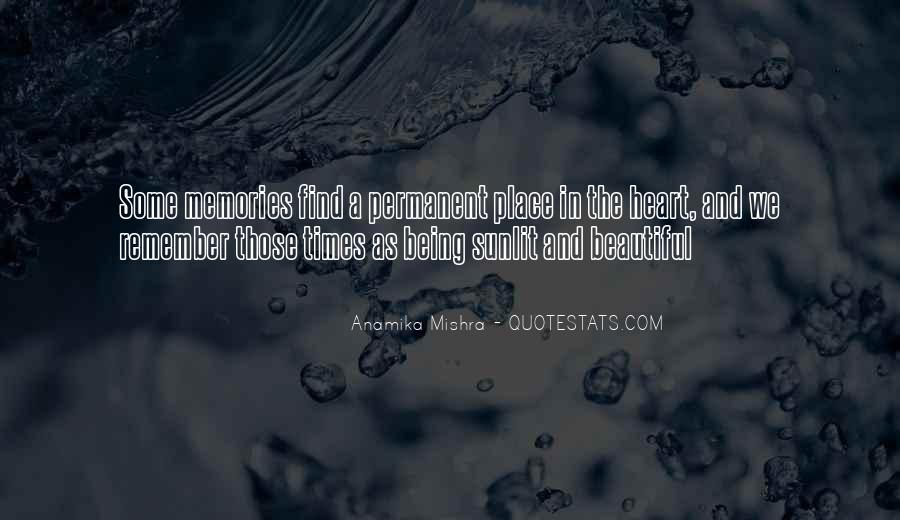 Quotes About Life Not Being Permanent #1169182