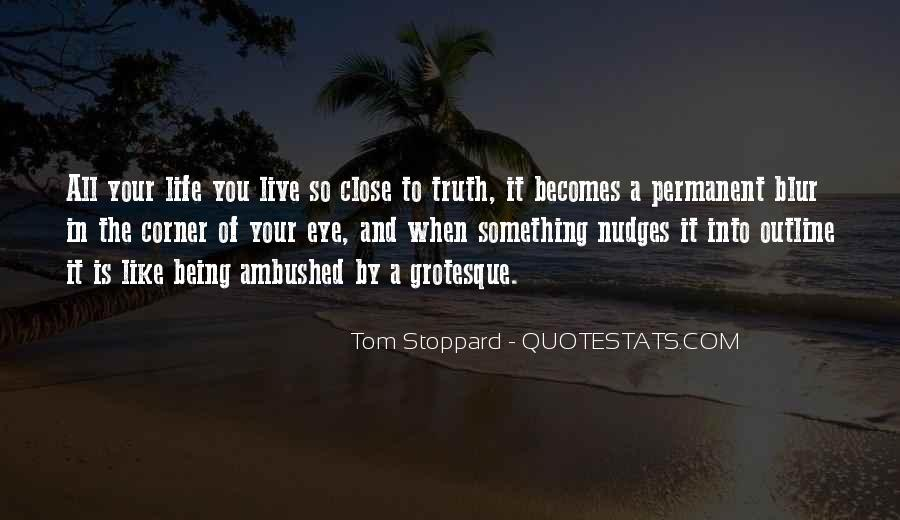 Quotes About Life Not Being Permanent #389322