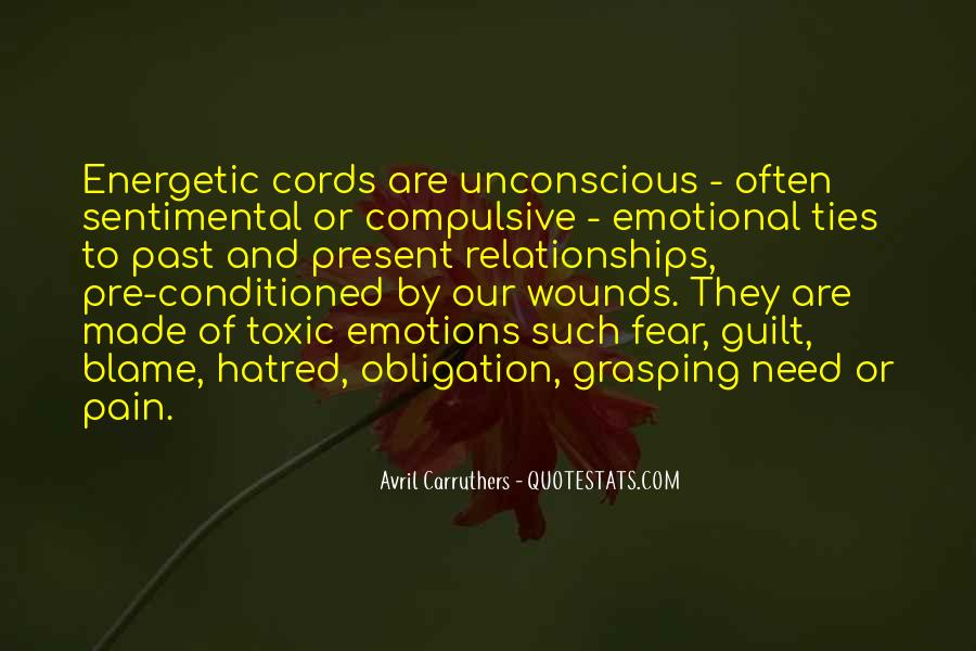 Quotes About Toxic Family Relationships #350747