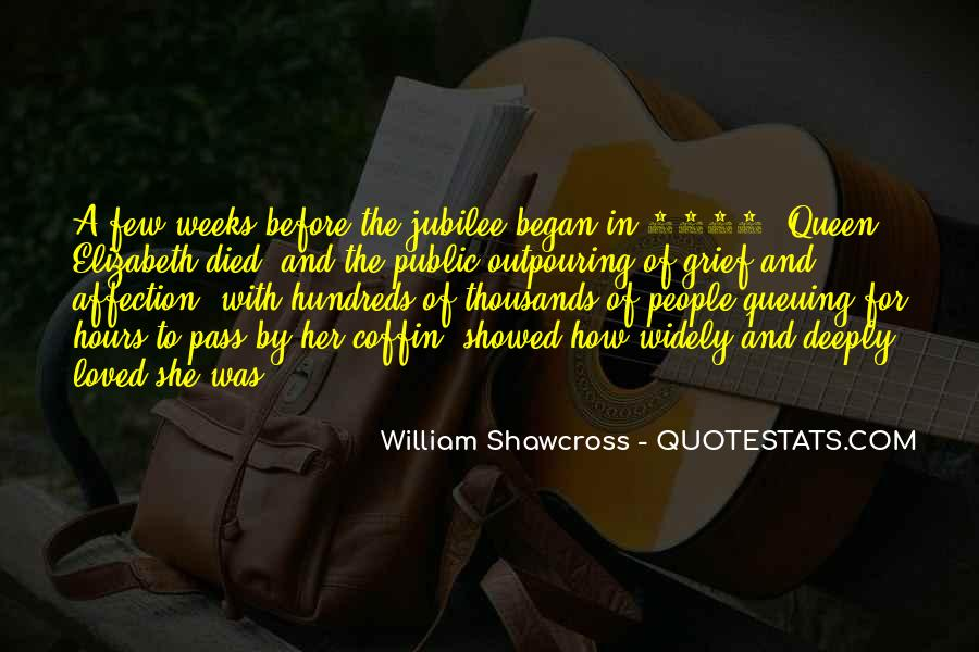 Quotes About Public Affection #1656568